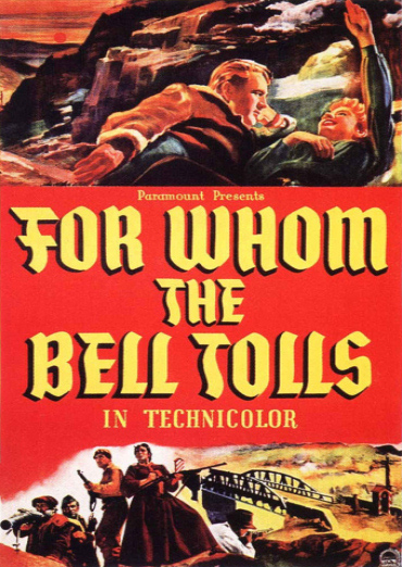 Buy custom For Whom The Bell Tolls(term-paper)